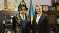 Rektör Şahin 'Engelsiz Divan-ı Hikmet' programına katıldı