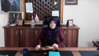 Aksaray'ın tek kadın köy muhtarı 'kardelenlerin' umudu oldu