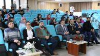 'Siber Suçlar' isimli konferans düzenledi