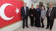 Şehit Aileleri ve Gaziler Derneği'ne ziyaret