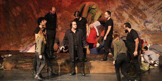 Aliya İzzetbegoviç'in hayatı Aksaray'da sahnelendi