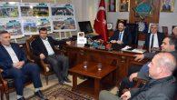 Aksaray Tarım Platformu'ndan Başkan Yazgı'ya ziyaret