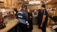 Aksaray'da 24 esnaf Günebakan'lı işletme oldu