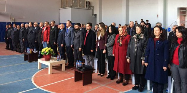 İYİ Parti Ağaçören ilçe kongresi gerçekleştirildi