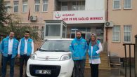 Aksaray ADSM Evde Sağlık Hizmetleri Birimi vatandaşın yanında