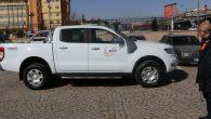 Aksaray AFAD'a yeni arazi aracı