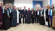 Ak Parti Aksaray Kadın Kolları Kongresi gerçekleştirildi