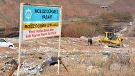 Aksaray Belediyesi molozları kaldırmaya başladı