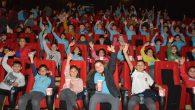 190 öğrenci 'Coco' adlı çocuk sinemasını izledi