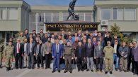 ATSO üyelerinden tank fabrikasına iş gezisi