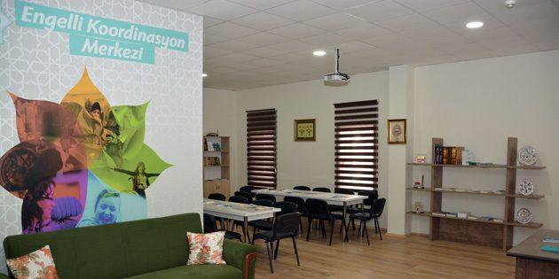 Engelli Koordinasyon Merkezi açılıyor
