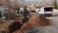 Aksaray'da kayıp kaçak su ile mücadele devam ediyor