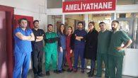 Ortaköy Devlet Hastanesi 2018'e rekor ameliyat sayısı ile başladı