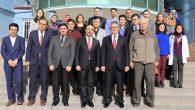 Vali Aykut Pekmez Aksaray Ortaokulu'nu ziyaret etti