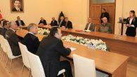 Okullarda Huzur ve Güvenlik Toplantısı düzenlendi