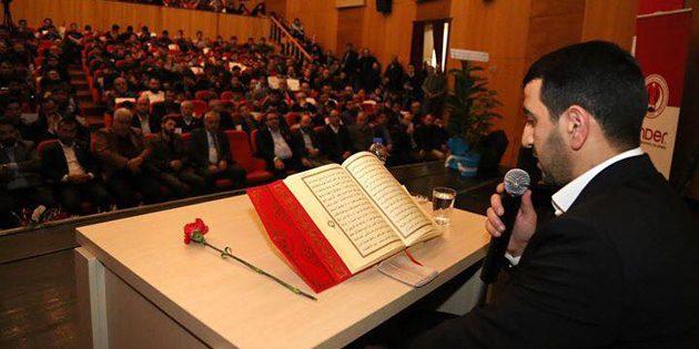 Mehmetçik için Kur'an-ı Kerim okutuldu