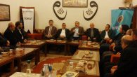 Rektör Şahin Tokat'ta konferans verdi