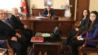 Şehit Ali Er Anadolu Lisesi'nden Vali Pekmez'e ziyaret