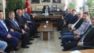 STK başkanlarından, Altınsoy'a ziyaret