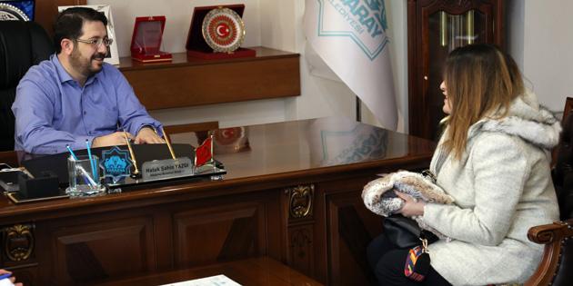 Başkan Yazgı Halk Günü'nde vatandaşları dinledi