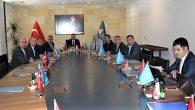 Ahiler Kalkınma Ajansı Yönetim Kurulu Nevşehir'de toplandı