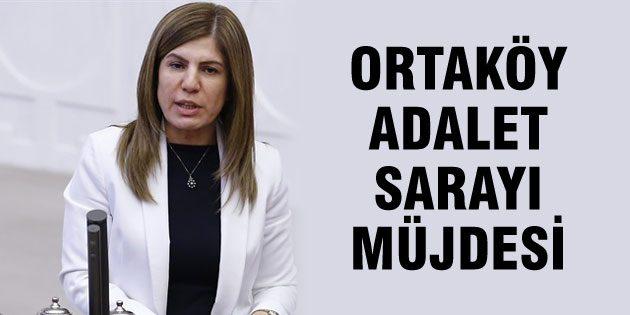 Ortaköy Adalet Sarayı hemşerilerime hayırlı uğurlu olsun