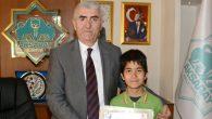 Deneme sınavında Türkiye 1.'si oldu