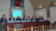 Sektör temsilcileri öğrencilerle buluştu
