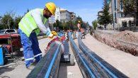 30 yıllık içme suyu hattı yenileniyor