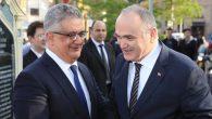 Bilim Sanayi ve Teknoloji Bakanı Aksaray'da