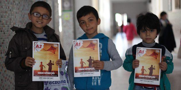 Ufka Yolculuk 6. Bilgi ve Kültür Yarışması yapıldı