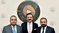 ATSO Başkanları Miraç Kandilini kutladı