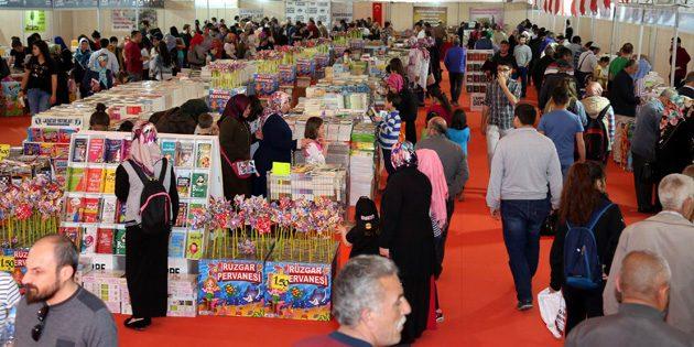 Kitap Fuarı ve Çocuk Festivali kapılarını aralıyor