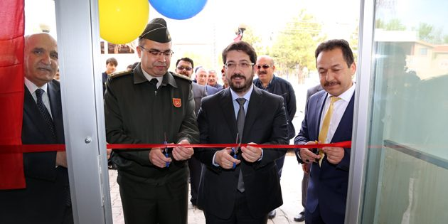 PTT Pınar şubesi açıldı
