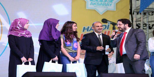 Haydi, Konuş Bakalım'da şampiyon Hazım Kulak Anadolu Lisesi