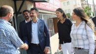 CHP aday adayları çalışmalarına aralıksız devam ediyor