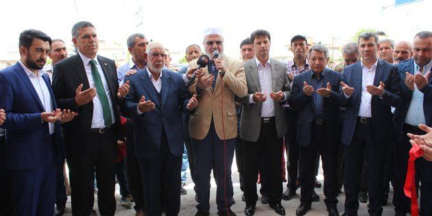 Alâeddin Keykubad Camii ibadete açıldı