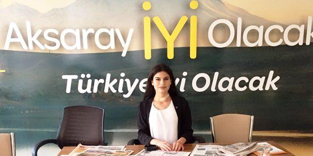 İYİ Parti Aksaray Gençlik Kolları Başkanı belli oldu