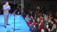 Ramazan Sokağı'nda Abdurrahman Önül ilahi dinletisi