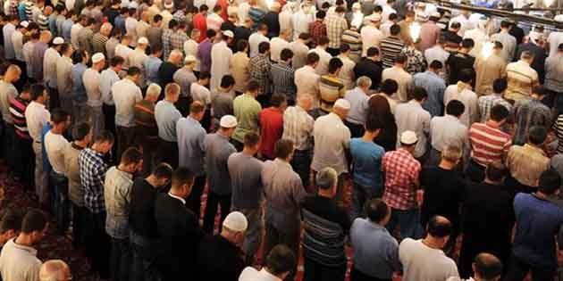 Aksaray'da hatimle teravih namazı kılınacak camiler belli oldu