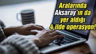 İstanbul merkezli siber dolandırıcılık operasyonu