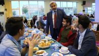 ASÜ ailesi iftar sofrasında bir araya geldi