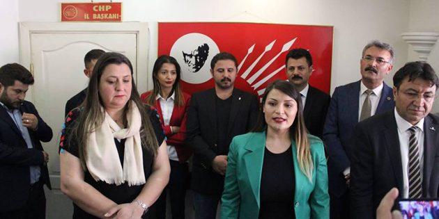 CHP Aksaray Milletvekili aday adaylarını tanıttı