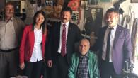 CHP adayları Sarıyahşi'ye çıkarma yaptı