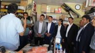 CHP Milletvekili adayları tam kadro Sultanhanı'nda