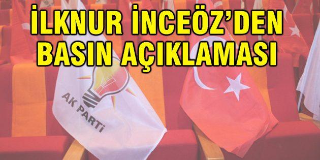 İlknur İnceöz'den 24 Haziran açıklaması