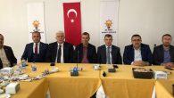 Başkan Altınsoy, oda ve sendika başkanları ile buluştu
