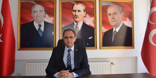 MHP Aksaray İl Başkanlığı'ndan 19 Mayıs mesajı