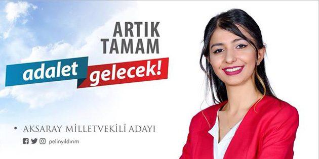 CHP'nin adayı Pelinsu Yıldırım sosyal medyayı salladı!