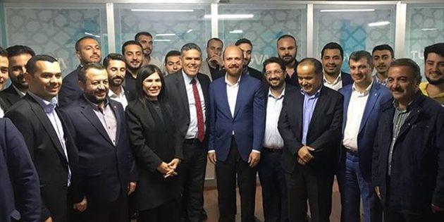 TÜGVA Aksaray Şubesi Bilal Erdoğan'ın katılımı ile açıldı